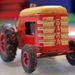 Öreg német traktor
