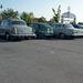 A Lidl parkolója