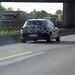 Álcázott BMW tesztkocsi