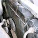 Ventilátorlapát lent a Sipos autójáról