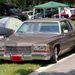 Hot Rodos Ricsi Cadillacje a rémes Landau-tetővel