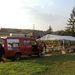 Tábor a Kultúrház mögött