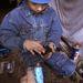 Egyenletesen kend a fékpasztát fiam, mindenhová, ami más fémmel érintkezik