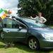 Megjöttek az írek, 16 órányi autózás után!