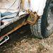 Az önhordó autó az üregekből kifelé rohad, különösen igaz ez a régebbi típusokra