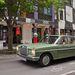 Még mindig a Hundertwasser. Be nem mentünk, az őseim nagyon elfáradtak