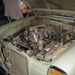 2000-ben még csak finom rozsdacsík jelezte, hogy elindult a korrózió a motortérben