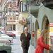 Belógó Merci-orrok Luzernben. A zöld a miénk