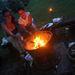 Tűzzel játszanak a lányok