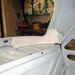 Kész az új garnitúra papundekli, első próba