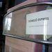 Ó, a régi, szép emlékek... Még a Domsjö Express felirattal