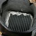 Szilóval beletákolt hőcserélő, azaz fűtőradiátor
