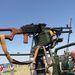 A NATO- kompatibilis terepjárókon még szovjet fegyvereket használunk