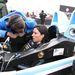 Volt egy svájci hölgy is a versenyzők között