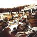 Formula-2-es megzőny Keimolán. Jobbra lent maga Jim Clark