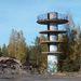 A firkákkal teli torony lett a pálya mementója
