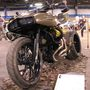 Honda Pan Europeanből is lehet Streetfightert építeni. Igaz, minden szempontból meghökkentőre sikerült