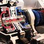 Így néz ki a Honda motorkerékpárok duplakuplungos váltója