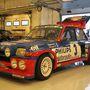 Renault 5 Maxi Turbo, amivel Ragnotti fog bemutatózni