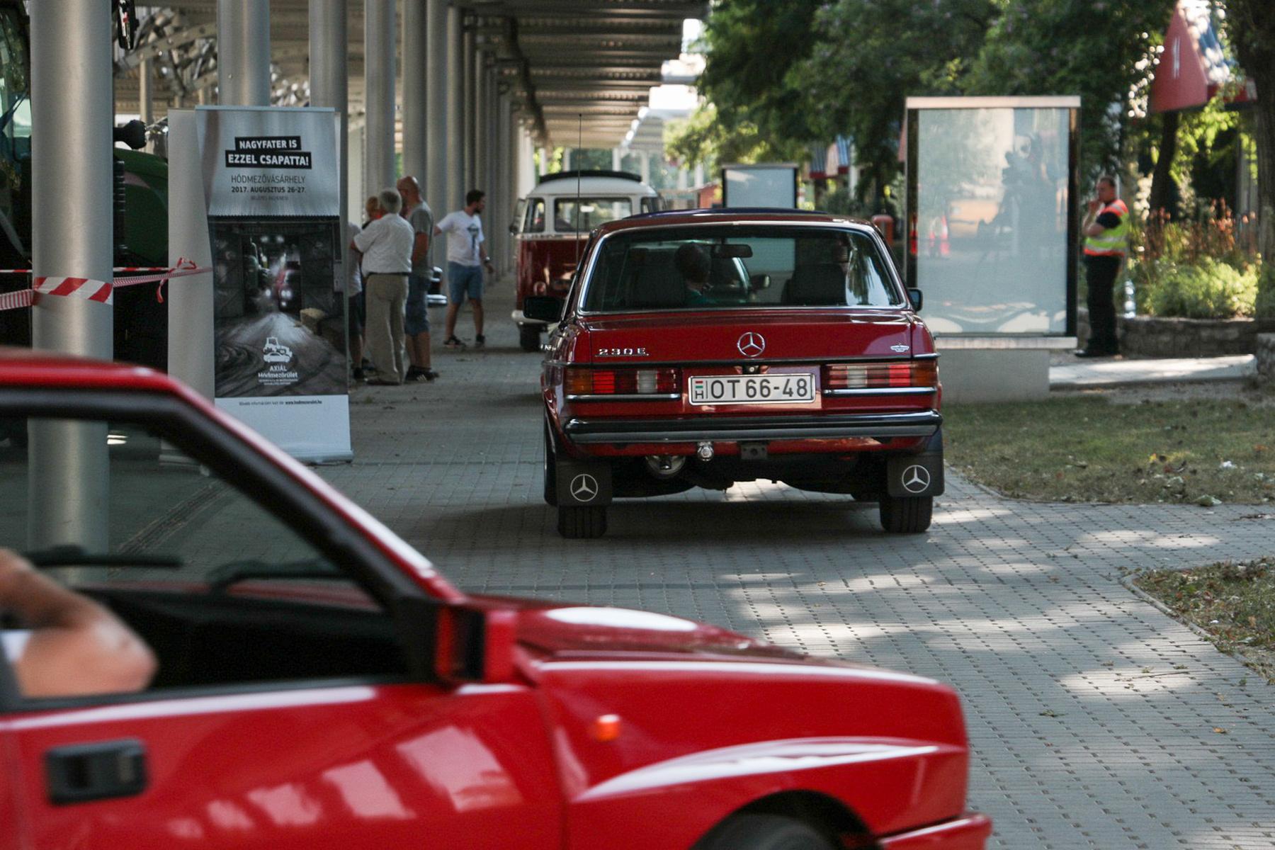 Sok vidám pillanatban volt része a pedálos Moszkivcsnak is