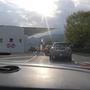 A svejci határon már ilyen idő fogadott, és gyanakvó, de kedves határőrök