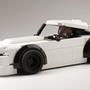Majd pont Hangyászt nem lehet építeni LEGO kockákból, mi?