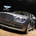 A Continental utódja. Új a motor, a Continental GT Speed W12-esét tették bele, 616 lóval és új, nyolcgangos automatával