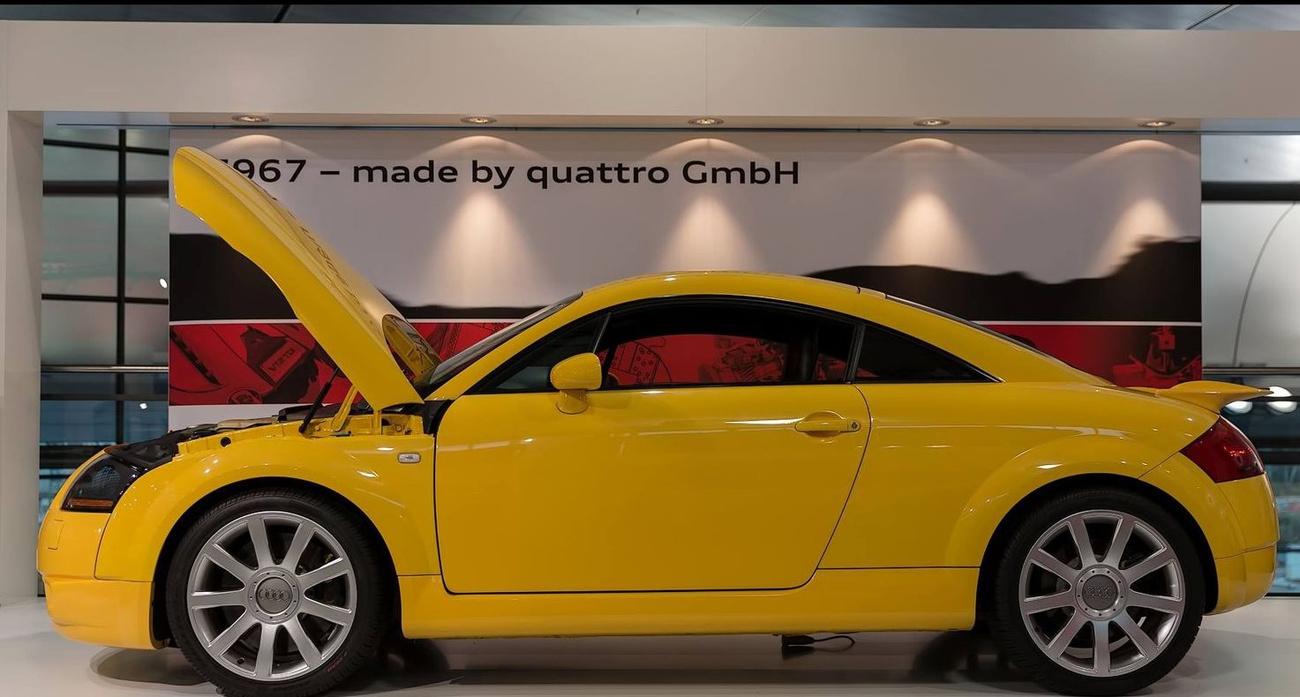 Totalcar Audi Tt Quattro 2 7 Turbo 2001 Gal 233 Ria