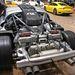 A CTR3 Clubsport 3.8-as turbómotorja 777 lóerőt tud.