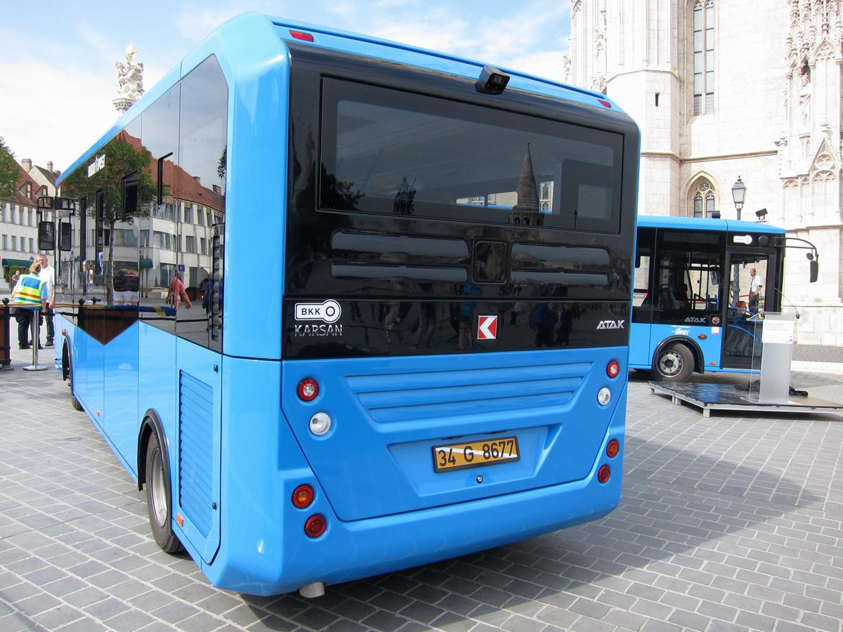 Valójában a BKV fogja üzemeltetni a buszokat