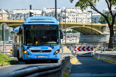 …és a MABI-Bus Kft. is (fotók: Buga Bence)