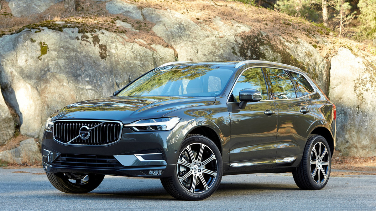 Volvo xc-60 2017