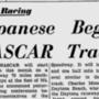 A Daytona Beach News-Journal cikke a japán szériáról