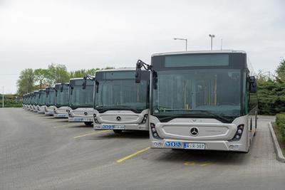 Az egyik legszebb jelenleg gyártott városi busz az új MAN Lion's City. Vajon megveti a lábát Magyarországon az új oroszlán?