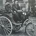 Karl Benz is inkább másra hagyta a kormányrúd markolászását