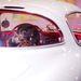 A 300 SLR-ben volt sebességmérő, hiszen eleve utcai autónak készült