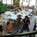 Jó a játszóház a gyerekeknek, de a múzeum legtávolabbbi szegletébe dugták