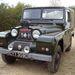 Nem Land Rover, hanem Austin Gipsy, ami egészen más