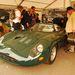 Jaguar XJ12, amit szinte azonnal összetörtek, amikor elkészült, és csak pár éve építették újjá