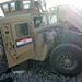 Horvátok Humvee-t henkölnek