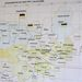 A koalíciós országok táborai Afganisztán térképén