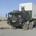 Négytengelyes terepjáró MAN teherautó, a Magyar Hunvédségnél is vannak ilyenek