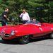 1900 C52 Disco Volante. Nem vicc, ez egy 1952-es versenyautó 158 lóerővel