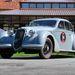 6C 2300 Mille Miglia. Ez a kocsi neve, igaz, most is a Milléről érkezett ide