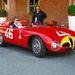 Az 1953-as Mille Miglián ilyennek lett második Juan-Manuel Fangio