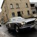 Maserati az Eifel vidék egyik kihalt városkájában.