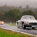 A legmercibb Mercedes a Gullwing, vagyis a sirályszárny-ajtós 300 SL Soros hat henger, 3000 ccm, 215 LE 1955-ből.