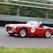 Nürburgring, Nordschleife. Az AC ACE igazi roadster. Tervezői is inkább a szépségre mentek, mint a komfortra, de meg tudom érteni őket.