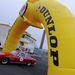 Cseh barátaim, Petr és Thomas Fiala Ferrari 330 GT-je a Dunlop tesztpályáján.