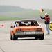 A Gröbmiller Porsche igazi versenygép. Indulás az egyik reptéri 1/100-as feladatra.